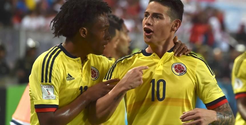 بالفيديو| التعادل يصعد بكولومبيا مباشرة لكأس العالم وبيرو إلى الملحق
