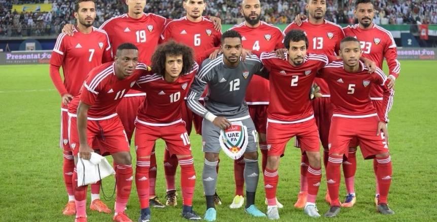 الاتحاد الإماراتي يُعلن عن تصميم جديد للمنتخب بـ «أمم أسيا 2019»