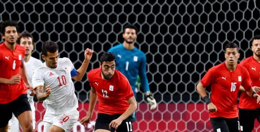 الأولمبية: راضون عن تعادل مصر وإسبانيا.. وننتظر الأرجنتين «فيديو»