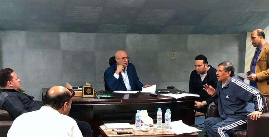 اجتماع بين مجلس المصري ومصطفى يونس لـ «بحث تدعيمات الفريق»