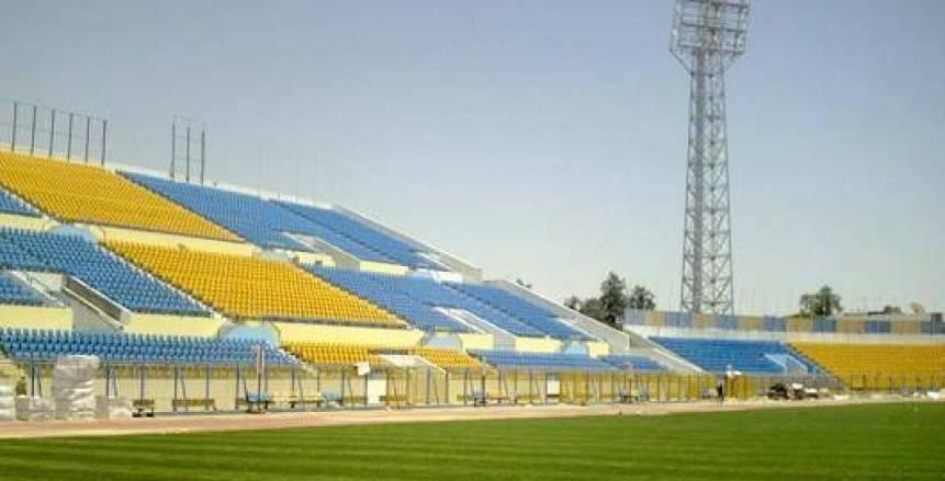 إغلاق استاد الإسماعيلية قبل البطولة يضع «المسابقات» فى ورطة