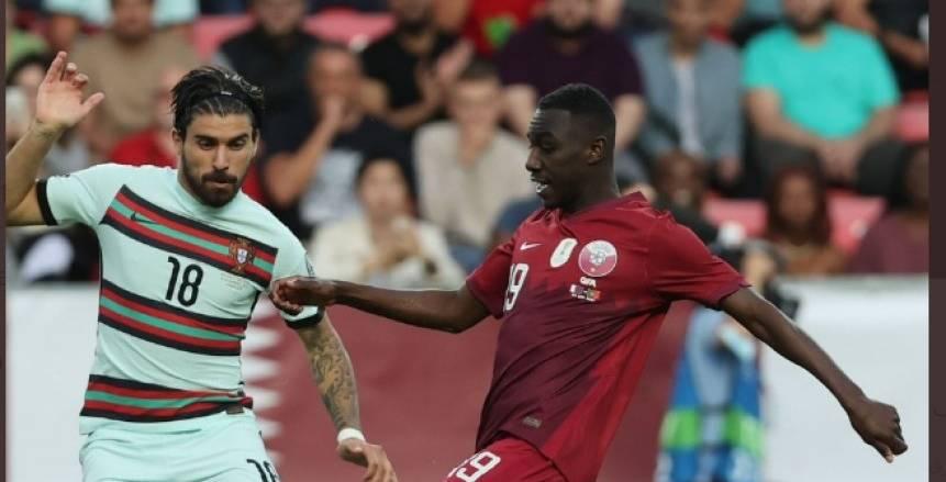 في غياب رونالدو.. البرتغال تهزم قطر بثلاثية في تصفيات كأس العالم 2022
