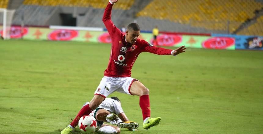 سعد سمير يغيب عن مواجهة مصر المقاصة