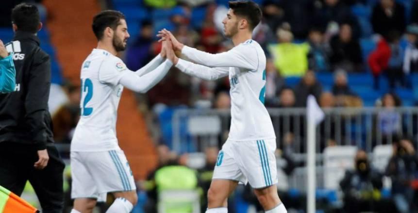 اسينسيو وايسكو يثيران قلق مدرب المنتخب الإسباني
