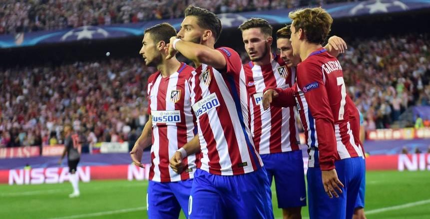 18 لاعبا في قائمة أتليتكو مدريد لمواجهة ألافيس بالليجا