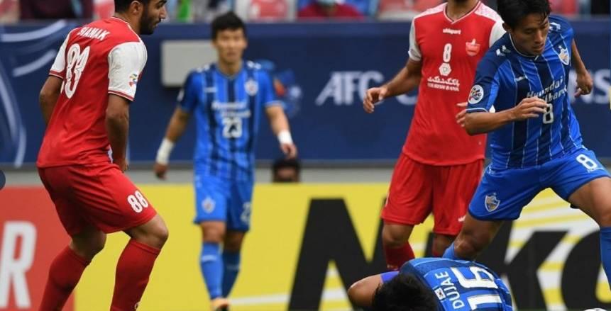 منافس الأهلي المحتمل.. أولسان الكوري بطلا لأبطال آسيا على حساب بيرسيبوليس