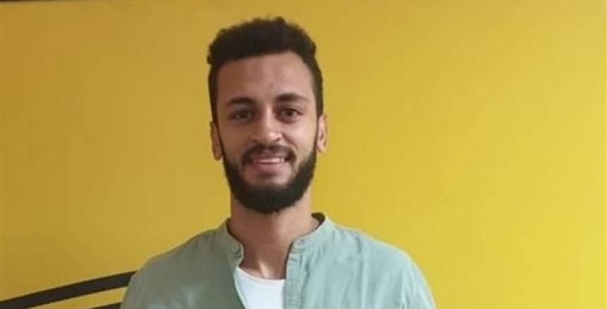 مروان حمدي: عندي طموح للمنافسة على جميع الألقاب مع الزمالك
