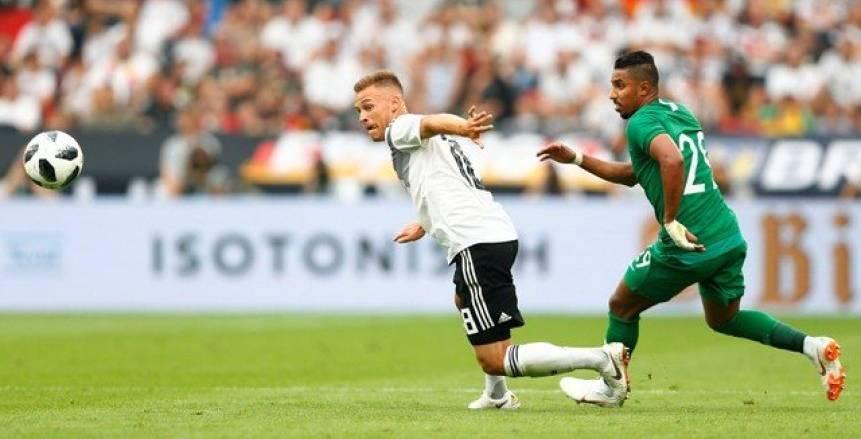 رغم الأداء المميز أمام ألمانيا.. «السعودية» تخسر للمرة الرابعة استعدادا للمونديال