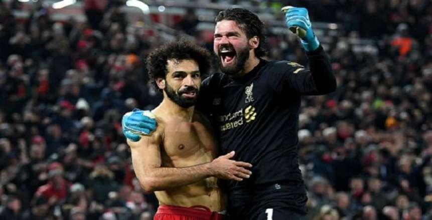 صفقات ليفربول.. أليسون يقترب من التجديد وصراع مع برشلونة لضم ساؤول
