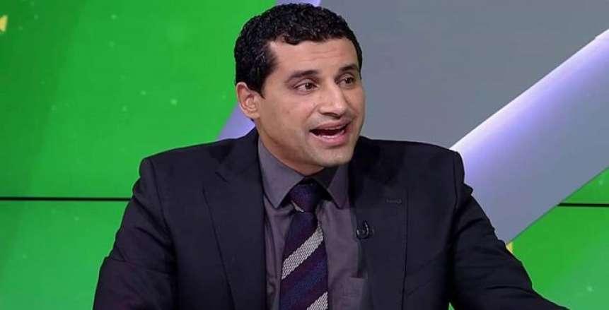 هيثم فاروق عن خسارة الزمالك: مفيش كبير في الفريق.. وتونجيت لازم ينسحب