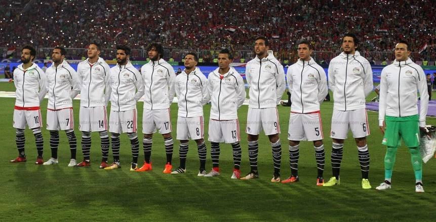 مصر والكونغو في تصفيات كأس العالم روسيا 2018