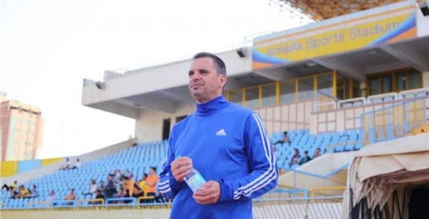 بيدرو بارني: فوجئت بإقالتي من تدريب الجونة