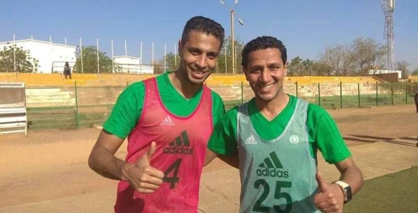 نجاح أمين عمر وسمير جمال في اختبارات اللياقة البدنية لأمم أفريقيا للشباب