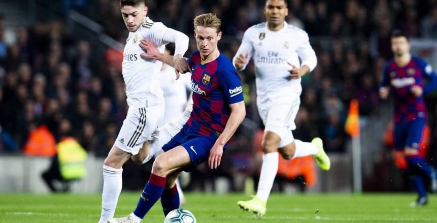 15 دقيقة.. ريال مدريد الأخطر وسط تراجع ملحوظ من برشلونة