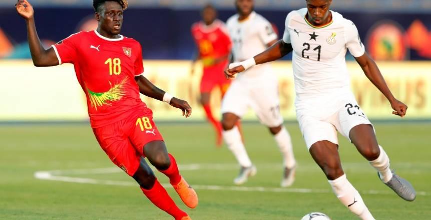 بالفيديو| غانا تتصدر مجموعتها بثنائية في غينيا بيساو.. وتصعد لدور الـ16