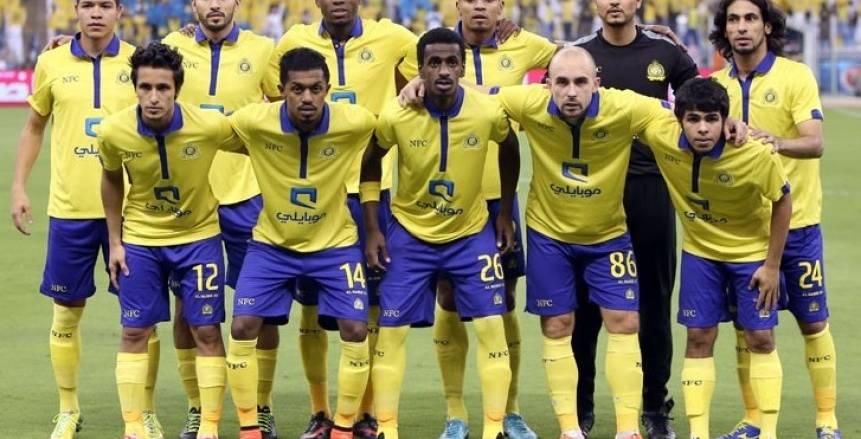 التشكيل الرسمي لمباراة النصر والباطن في جولة حسم الدوري السعودي