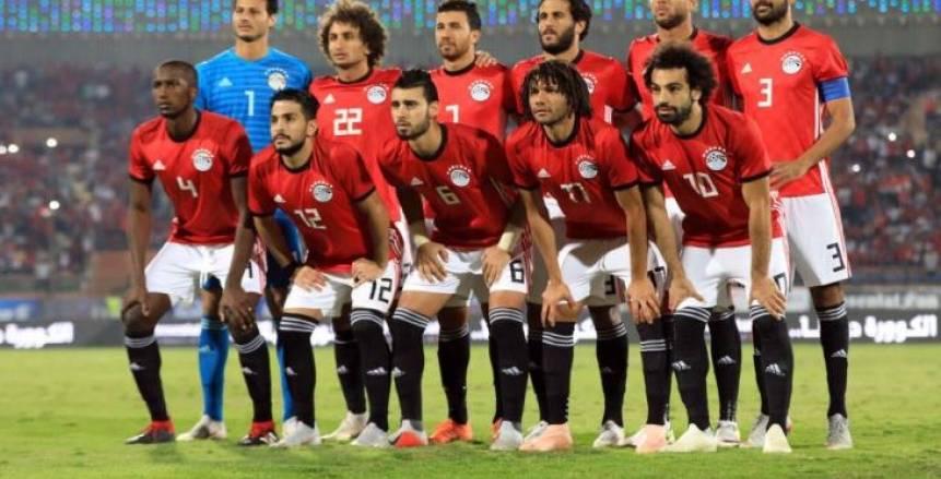 15 دقيقة| سيطرة مصرية كبيرة بعد هدف التقدم وتراجع لمنتخب غينيا