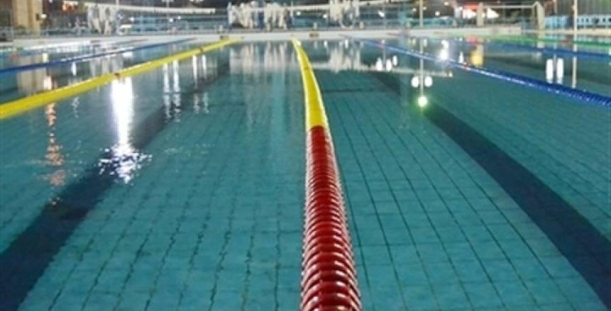 الأهلي يكشف استعدادات مجمع السباحة في العيد