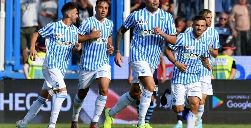سبال أول الهابطين من الدوري الإيطالي بعد السقوط أمام بريشيا