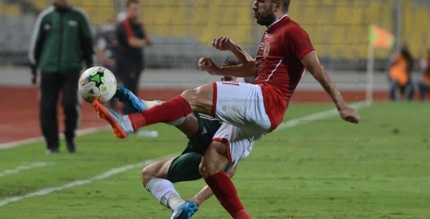 بالفيديو.. علي معلول يحرز ثاني أهداف الأهلي من ركلة جزاء