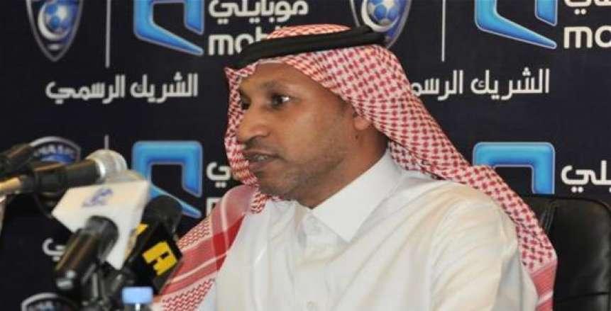 وفاة لاعب الهلال والمنتخب السعودي السابق عبدالله الشريدة