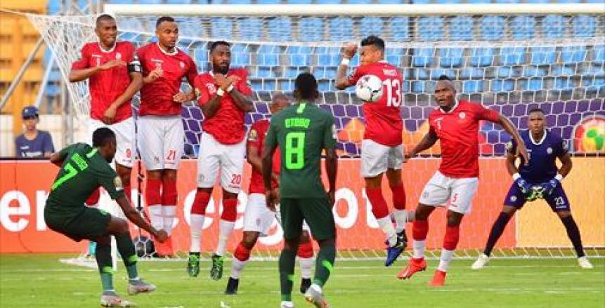 نيجيريا ومدغشقر