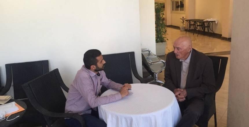 الحوار الكامل  رئيس اتحاد ألعاب القوى: لن نتستر على الفساد.. ونحاول تقليل مدة إيقاف إيهاب عبد الرحمن