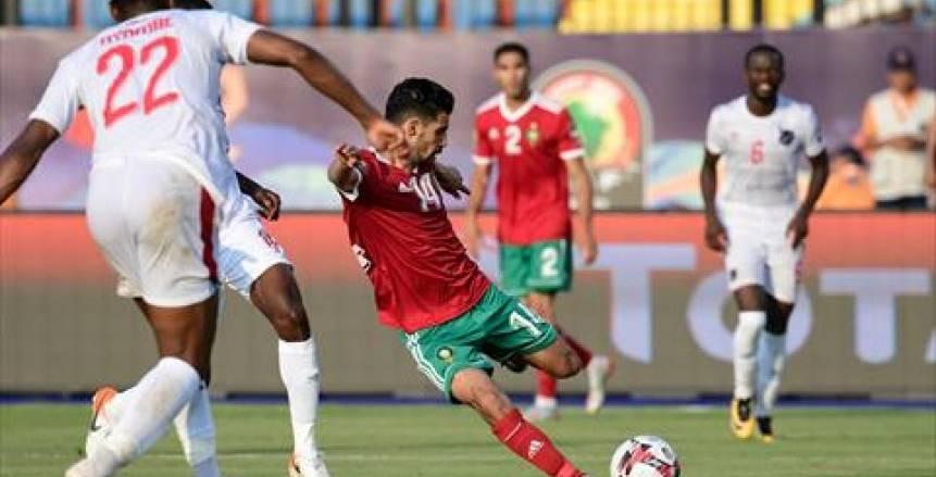 المغرب ونامبيا