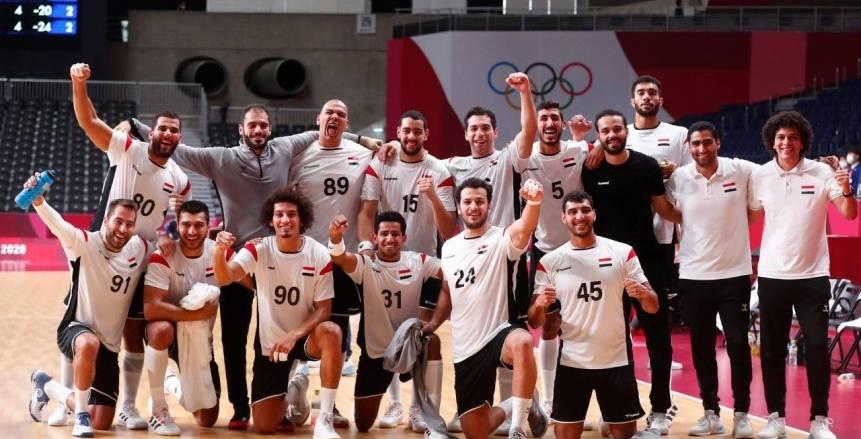 برنامج منتخب مصر لكرة اليد اليوم استعدادا لمواجهة إسبانيا في طوكيو