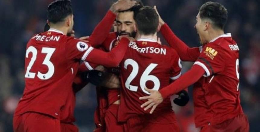ليفربول في وصافة تصنيف أفضل الأندية الأوروبية