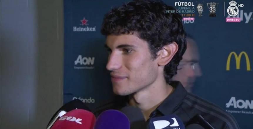 لاعب ريال مدريد: اللعب ضد برشلونة طريقة للتعلم