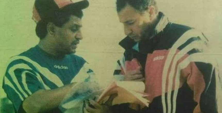 فاروق جعفر يوجه رسالة إلى محمود الخطيب قبل رحلته العلاجية في باريس