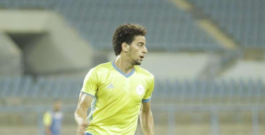 الإسماعيلي يمنع محمد الشامي من التدريبات ويحيله للتحقيق