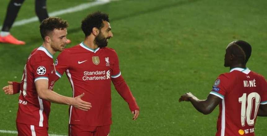 صلاح يعادل رقم جيرارد ويتصدر قائمة هدافي ليفربول بدوري الأبطال (فيديو)