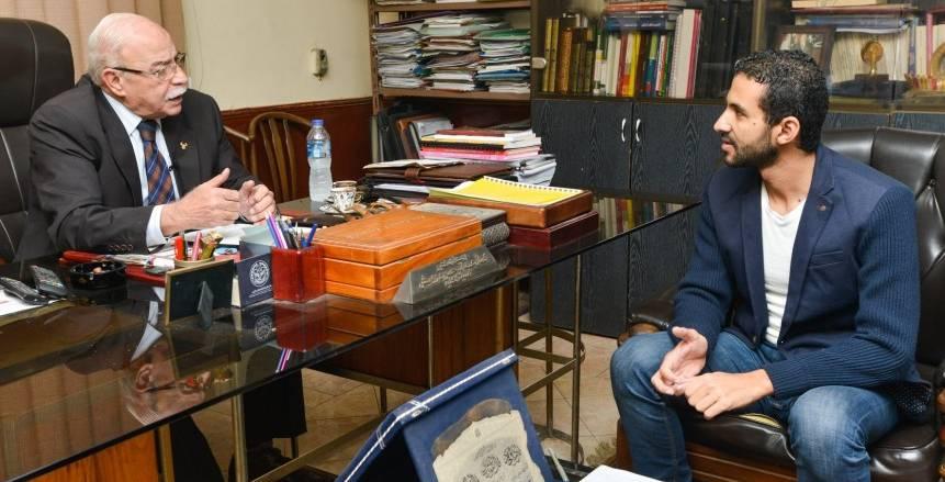 الحوار الكامل| كمال درويش: لاعبو الأهلي لا يستحقون ارتداء الفانلة الحمراء.. ولن أخوض انتخابات الزمالك