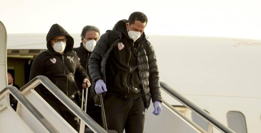 رئيس شركة الطيران: «فريال» تونسية وغير مسؤولة عن أزمة الزمالك