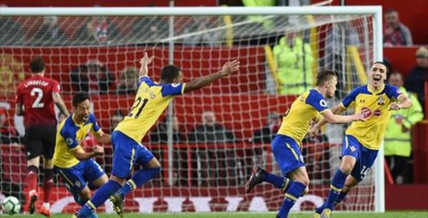 بالفيديو| «لوكاكو» يرتقي بـ«مانشستر يونايتد» للمربع الذهبي بـ«فوز قاتل» على ساوثهامبتون