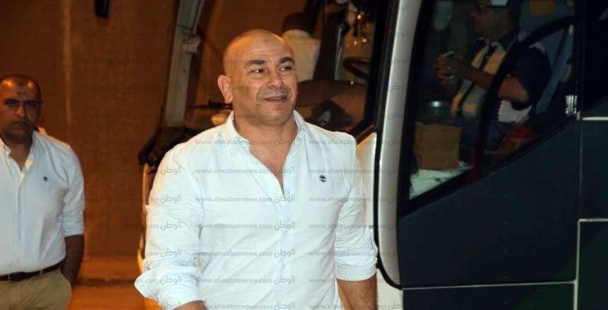 إبراهيم حسن: سعيد بفوز المصري على المقاولون