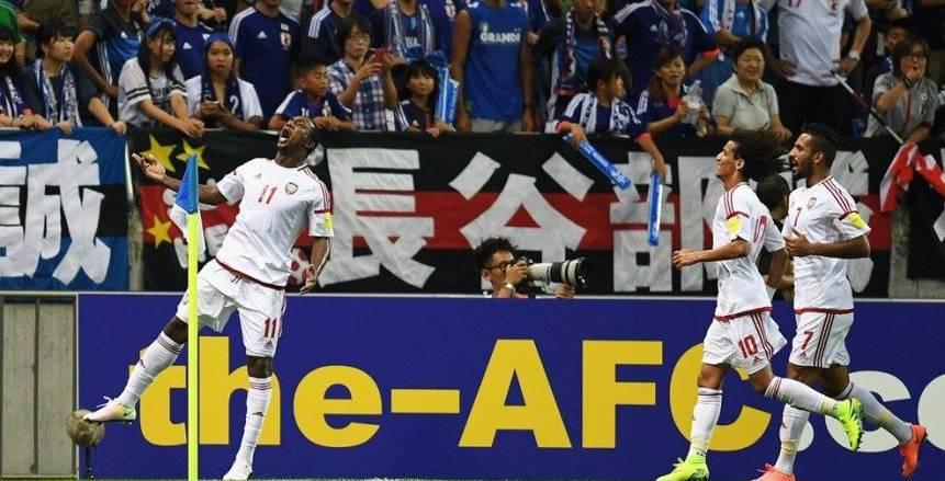 الإمارات تفوز على العراق وديًا استعدادًا لخليجي 23