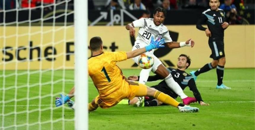 بالفيديو.. الأرجنتين يخطف تعادلًا مثيرًا أمام ألمانيا في غياب ميسي