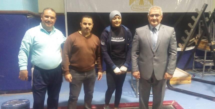ممثلة وحيدة لمصر في بطولة العالم لرفع الأثقال.. وحرمان 4 ربّاعين من المشاركة