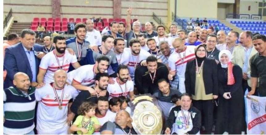بمشاركة الزمالك.. الاتحاد الدولي لليد يعلن نظام كأس العالم للأندية
