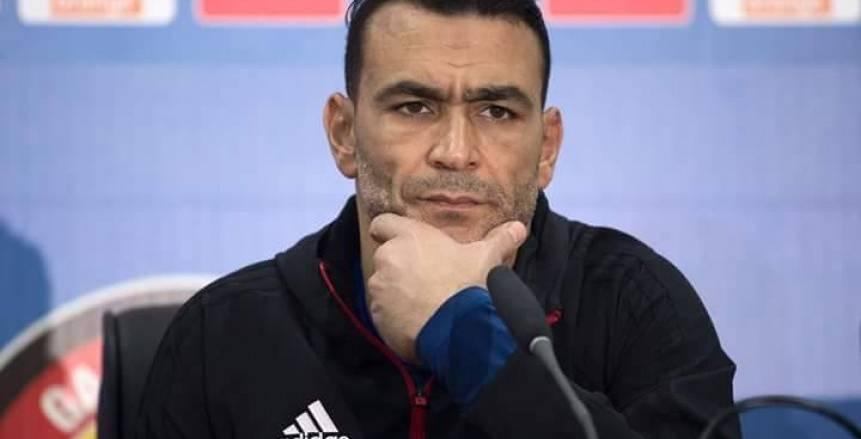 وزير الرياضة السابق يكشف سر تألق عصام الحضري أمام إيطاليا بمونديال القارات