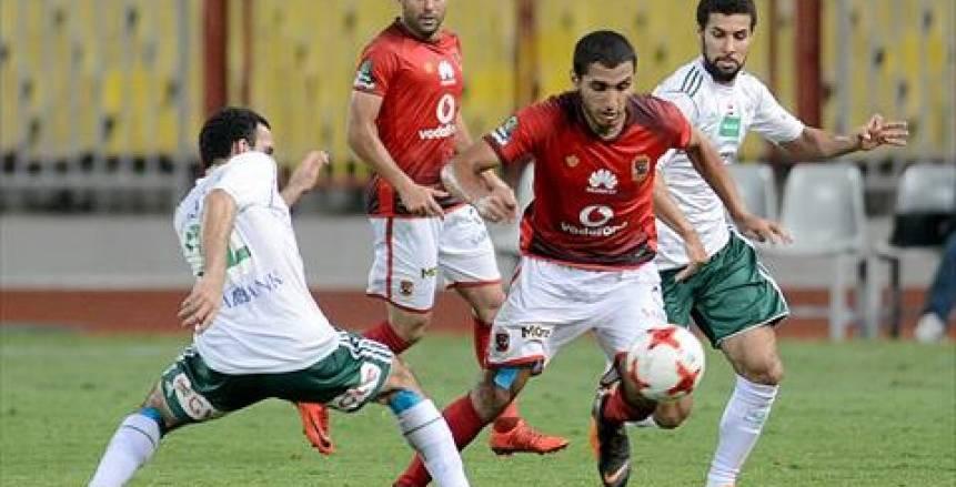 متجاهلا ذكر أسم الأهلي.. المصري يقارن نتائجه بالأحمر في الدوري