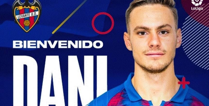 ليفانتي يعلن تعاقده رسميا مع لاعب ريال مدريد