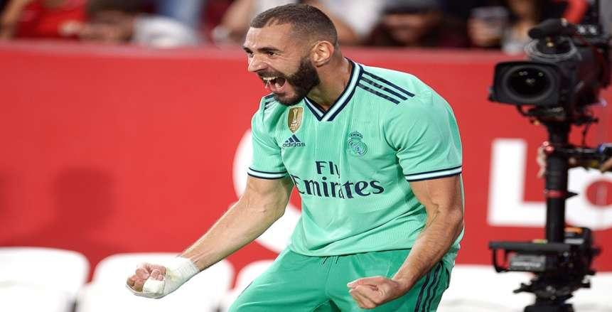فينيسيوس: الكلاسيكو يحدد بطولة الليجا.. وبنزيما أيقونة ريال مدريد
