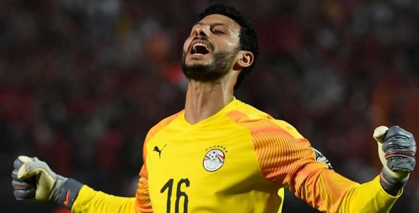 الشناوي: صعود منتخب مصر لدور الـ16 مستحق.. وحزين لإصابة
