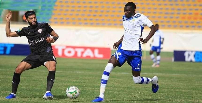 تونجيت السنغالي عن انسحابه من دوري أبطال إفريقيا: نستعد لمباراة الغد