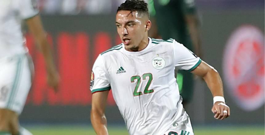 """قصة """"بن ناصر"""" ووالده وتحدي أفضل لاعب في كأس الأمم الأفريقية 2019"""