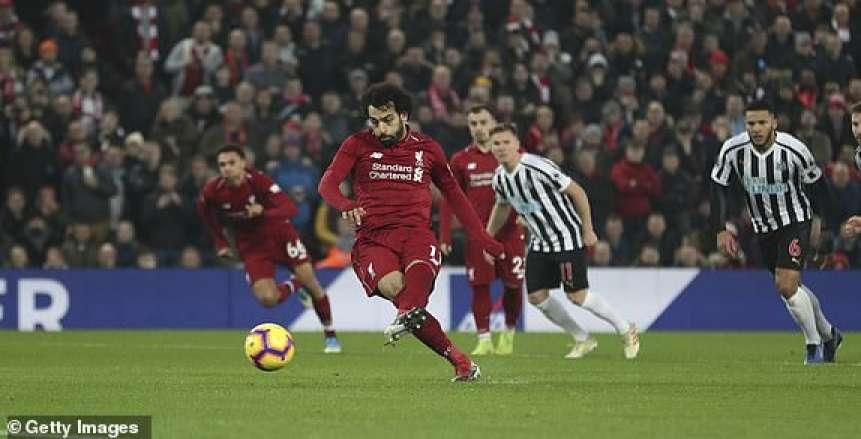 مشاهدة مباراة ليفربول محمد صلاح ونيوكاسل بث مباشر اليوم 4-5-2019 في الدوري الإنجليزي